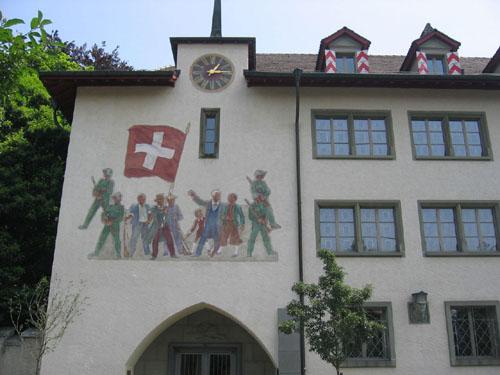 El Museo Suizo del Rifle, armas en Berna