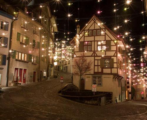 navidad suiza