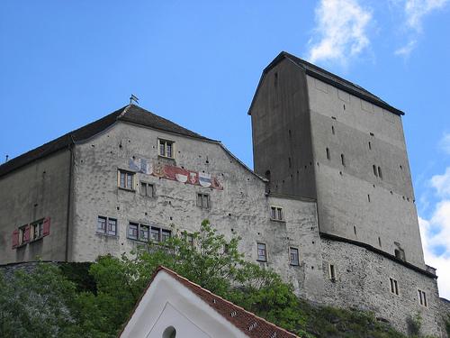 castillo de sargans