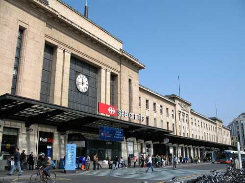 Hotel Gare Cornavin