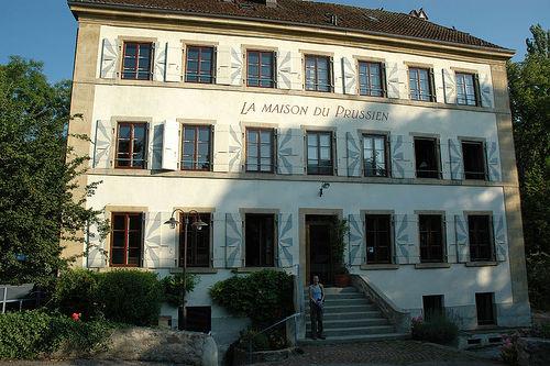 la maison du prussien