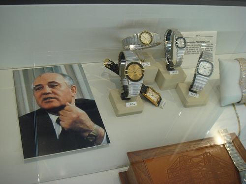 El Museo Omega, relojes con mucha historia en Biel