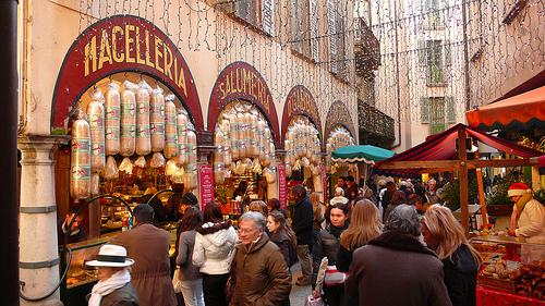 Festejos navideños en Lugano