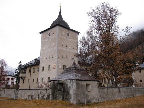 castillo de zernez