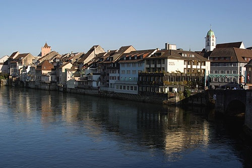 Rio Rin en Rheinfelden