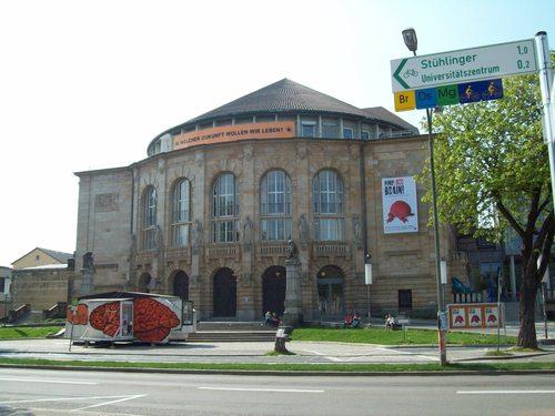 Teatro Municipal de Friburgo