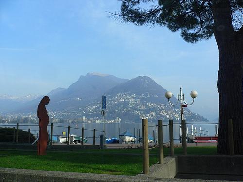 El Monte San Giorgio, en Mendrisio
