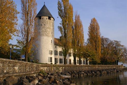 El Museo Suizo del Juego, en Montreux