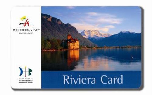 Montreux-Vevey y la Riviera Card