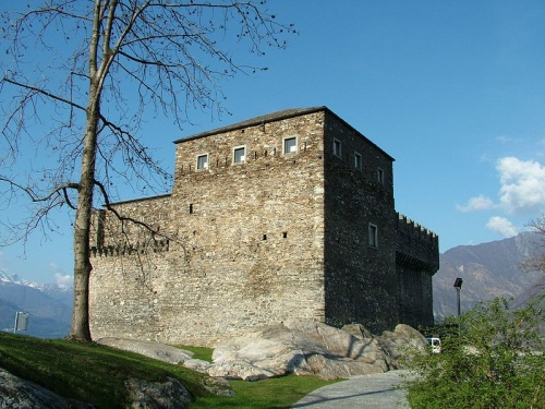 Sasso Corbaro en Bellinzona