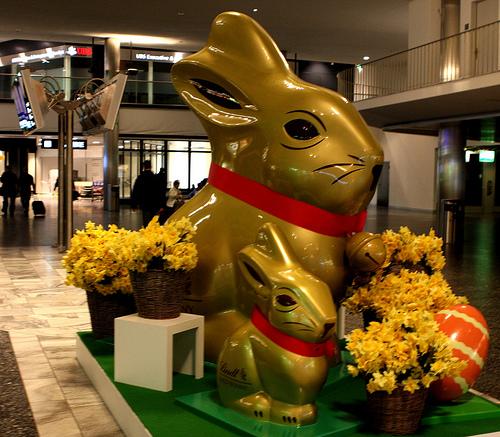 Festejos de Pascua en Suiza