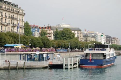 Cruceros por el Lago Ginebra