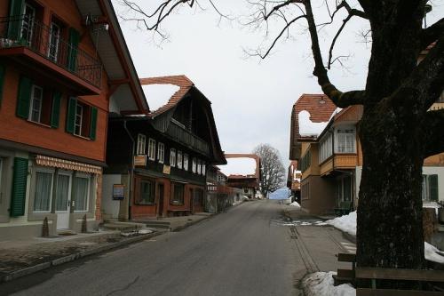 Calles de Guggisberg