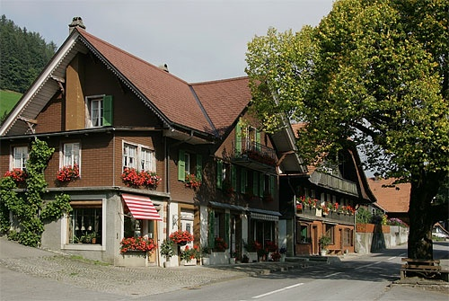 Casas en Guggisberg