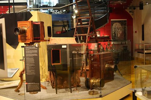 museo suizo de la camara