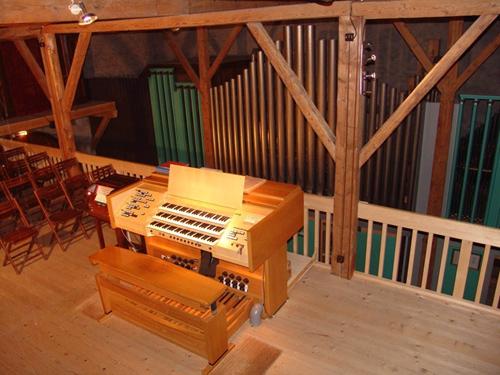 museo suizo del organo
