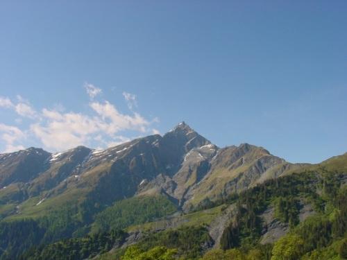 Montaña Piz Beverin