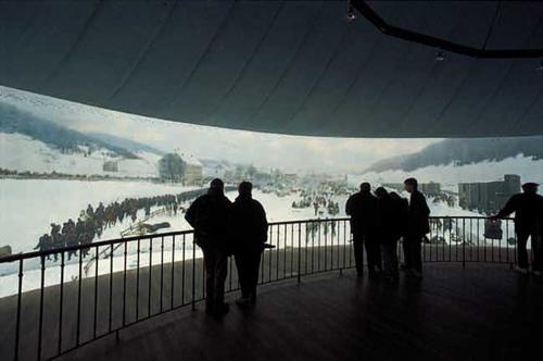 Panorama Bourbaki, una atracción en Lucerna
