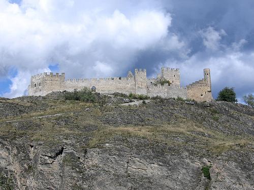 castillo de tourbillon