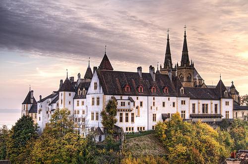 Castillo de Neuchâtel