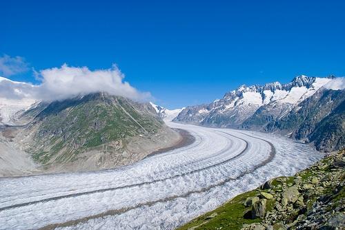 Vista de Aletsch