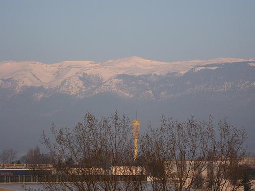 Las Montañas Jura en Suiza