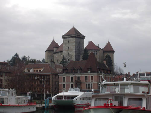 Castillo de Annecy, excursión desde Ginebra