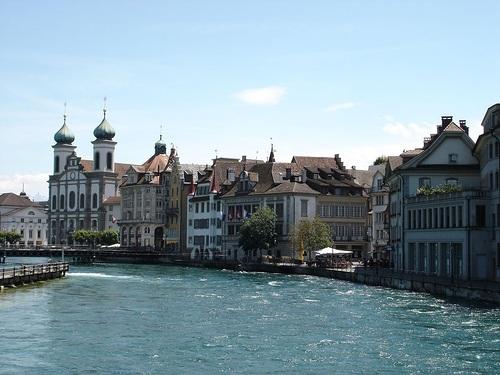 Centro historico de Lucerna