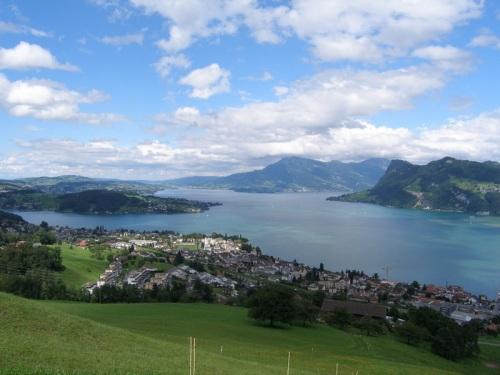 Vista de Hergiswil