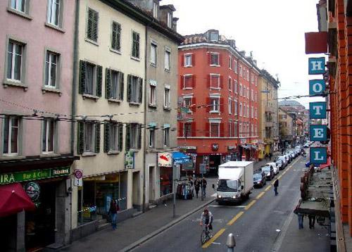 Langstrasse, una larga historia en Zurich