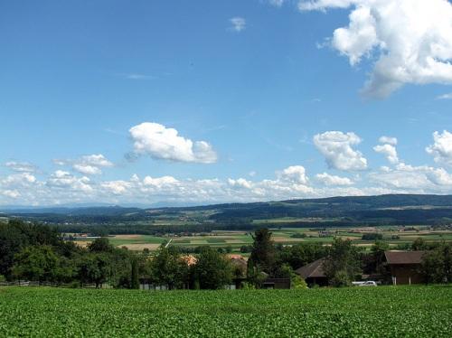 Vista de Mittelland