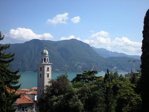 Paisajes en Lugano