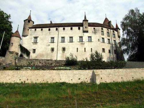 castillo de oron