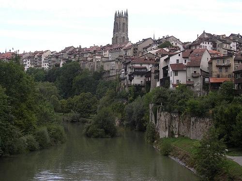 Vista de Friburgo