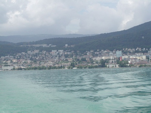 Neuchatel y su lago