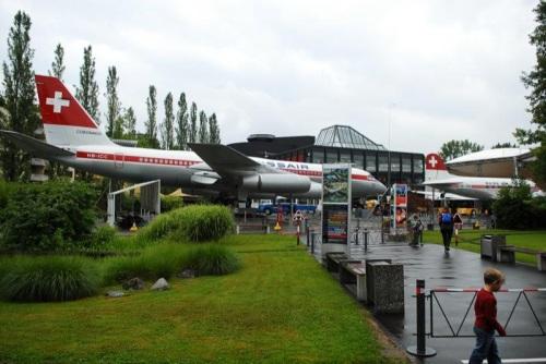 Verkehrshaus, lo mejor de la ingeniería suiza