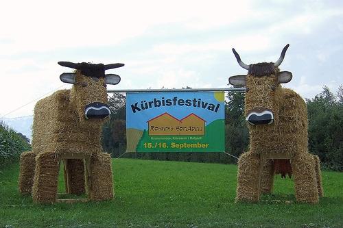 Festival de la Calabaza en Suiza