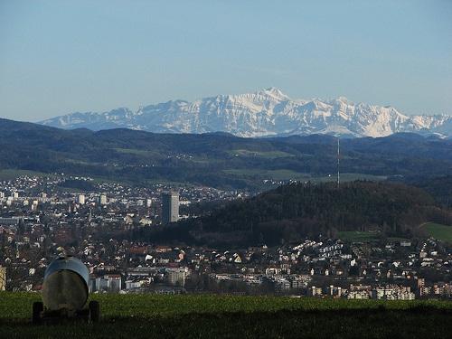 Fin de semana en Winterthur