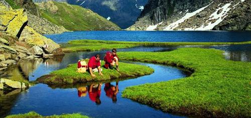 Graubünden, la joya de Suiza