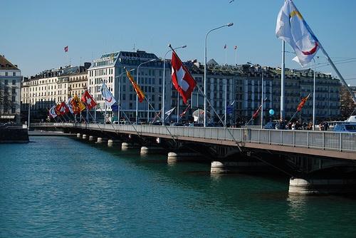 Puente de Mont Blanc