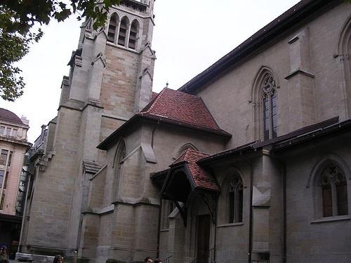 Iglesia de St Francois
