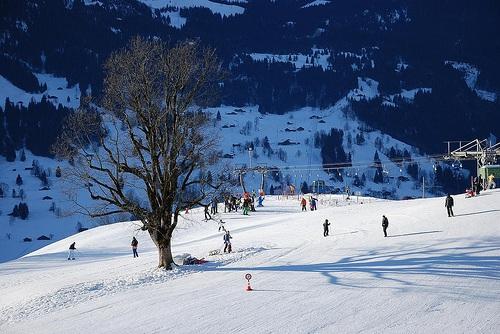 Tres resorts invernales en Jungfrau
