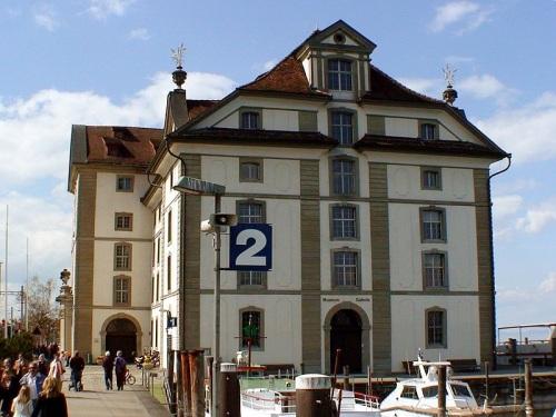 Kornhaus en Rorschach
