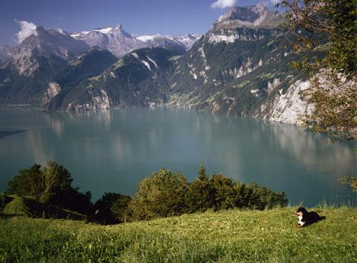 sendero suizo