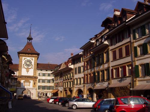 calles de Murten