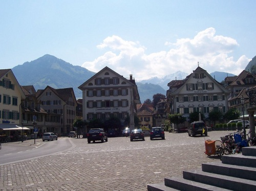Stans en Nidwalden