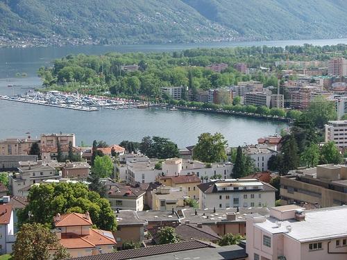 Locarno, resort en el Lago Maggiore