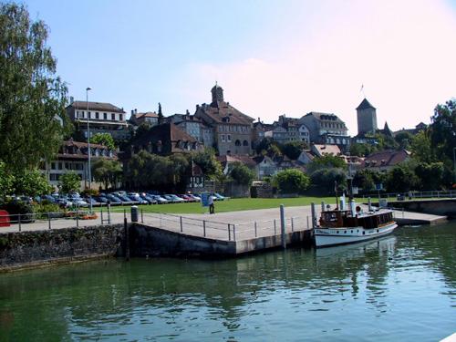 El encanto medieval de Murten