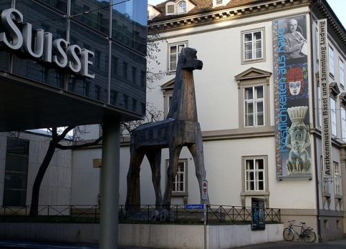 Antikenmuseum en Basilea