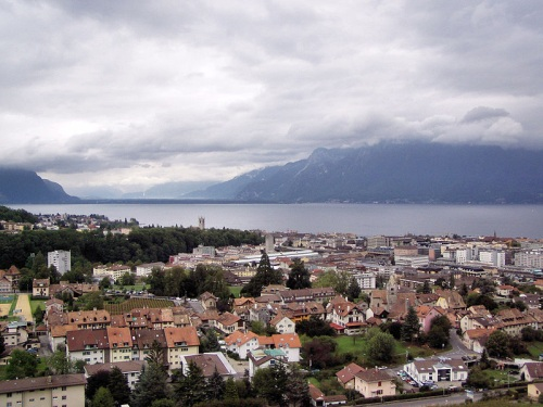 Vevey y sus encantos, en Vaud